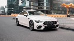 Аренда Mercedes-Benz AMG GT 63s 4 дв. купе