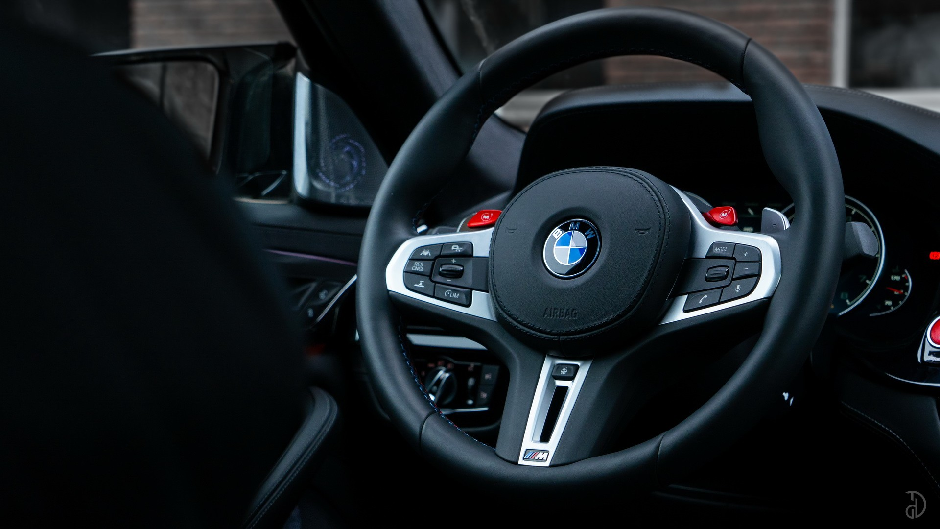 BMW M5 Competition (F90). Фото 8
