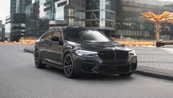 Аренда BMW M5 Competition в Санкт-Петербурге