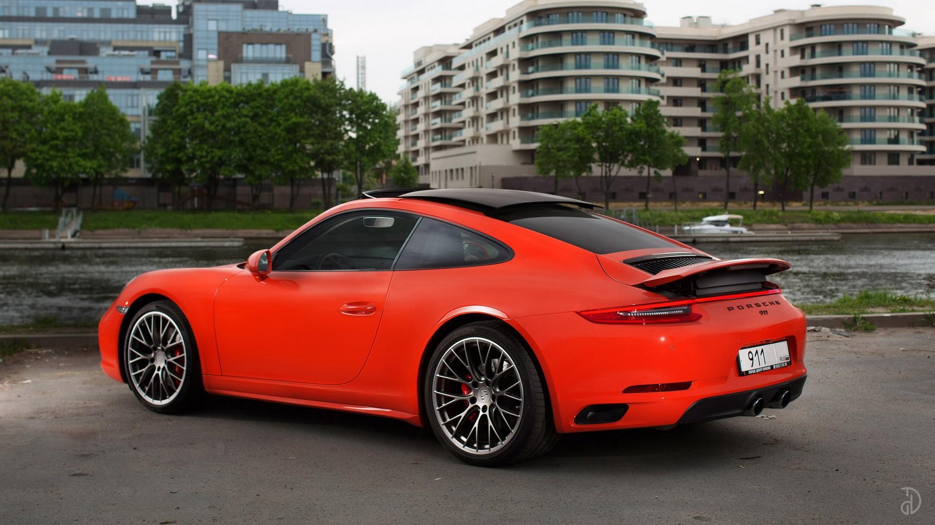 Porsche 911 Carrera 4S. Фото 5