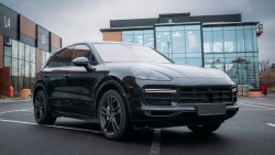 Аренда Porsche Cayenne Turbo в Сочи