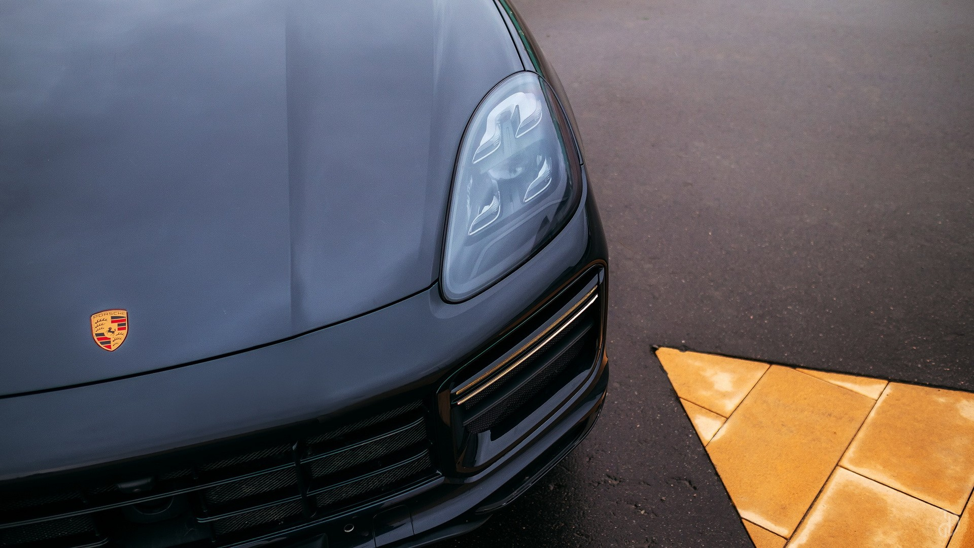 Porsche Cayenne Turbo. Фото 5