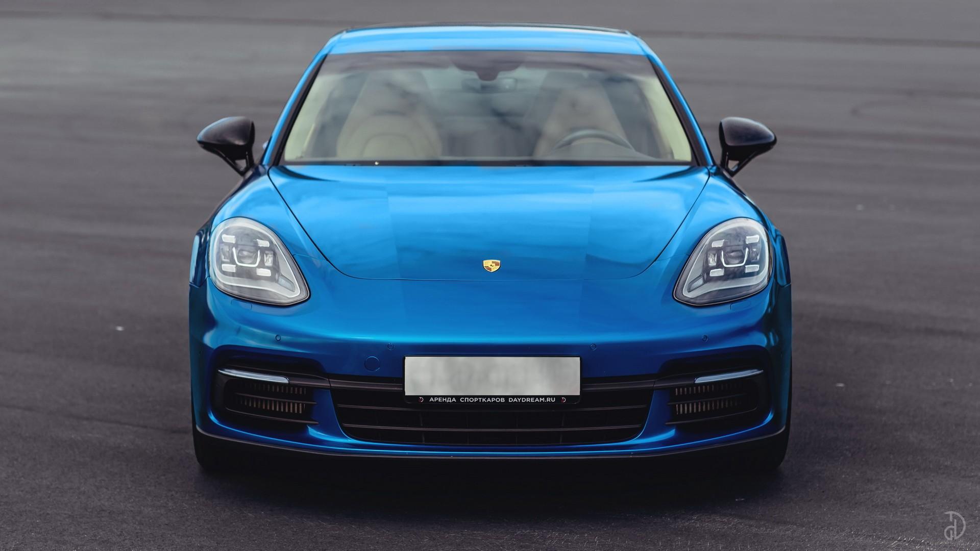 Porsche Panamera 4S. Фото 6