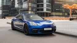 Аренда Porsche Panamera 4S в Москве