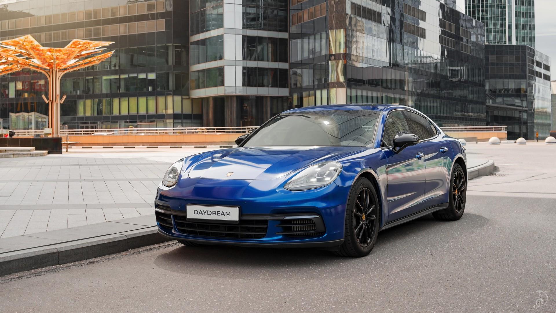 Аренда Porsche Panamera 4S в Москве. Фото 2