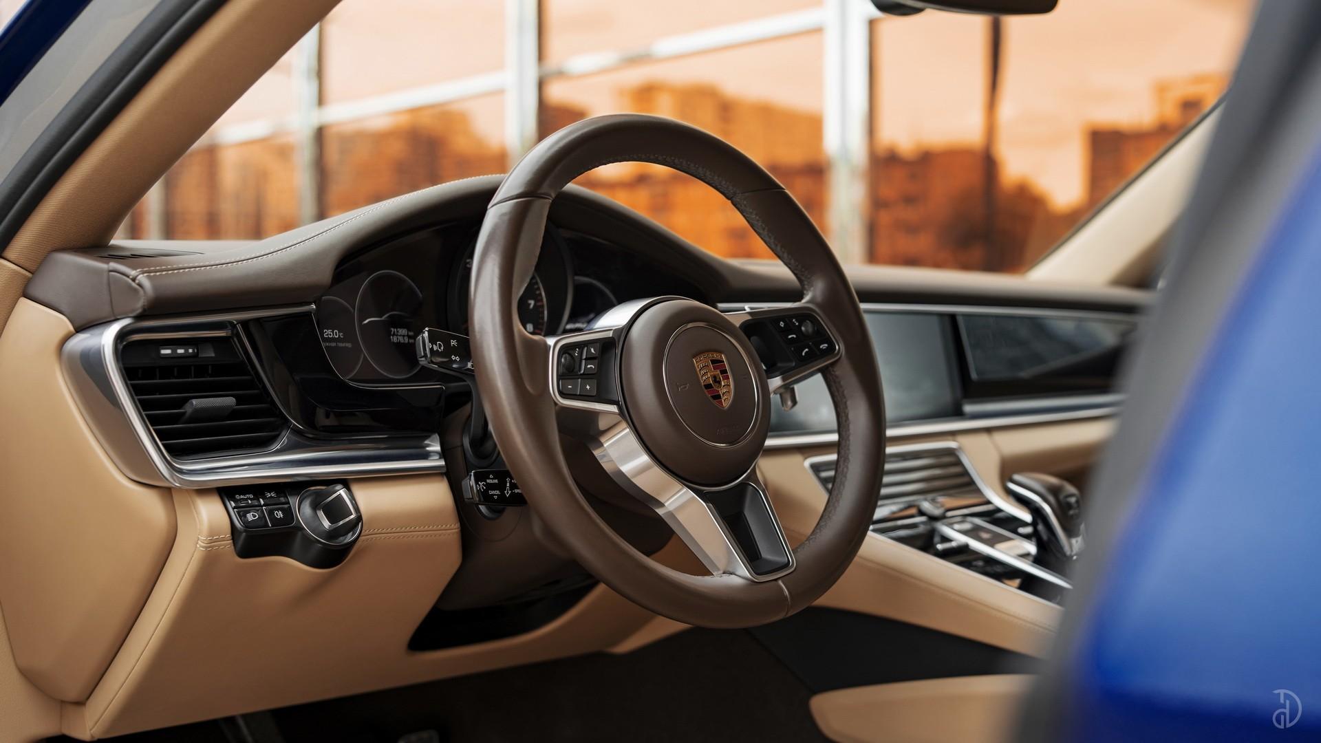 Аренда Porsche Panamera 4S в Москве. Фото 7