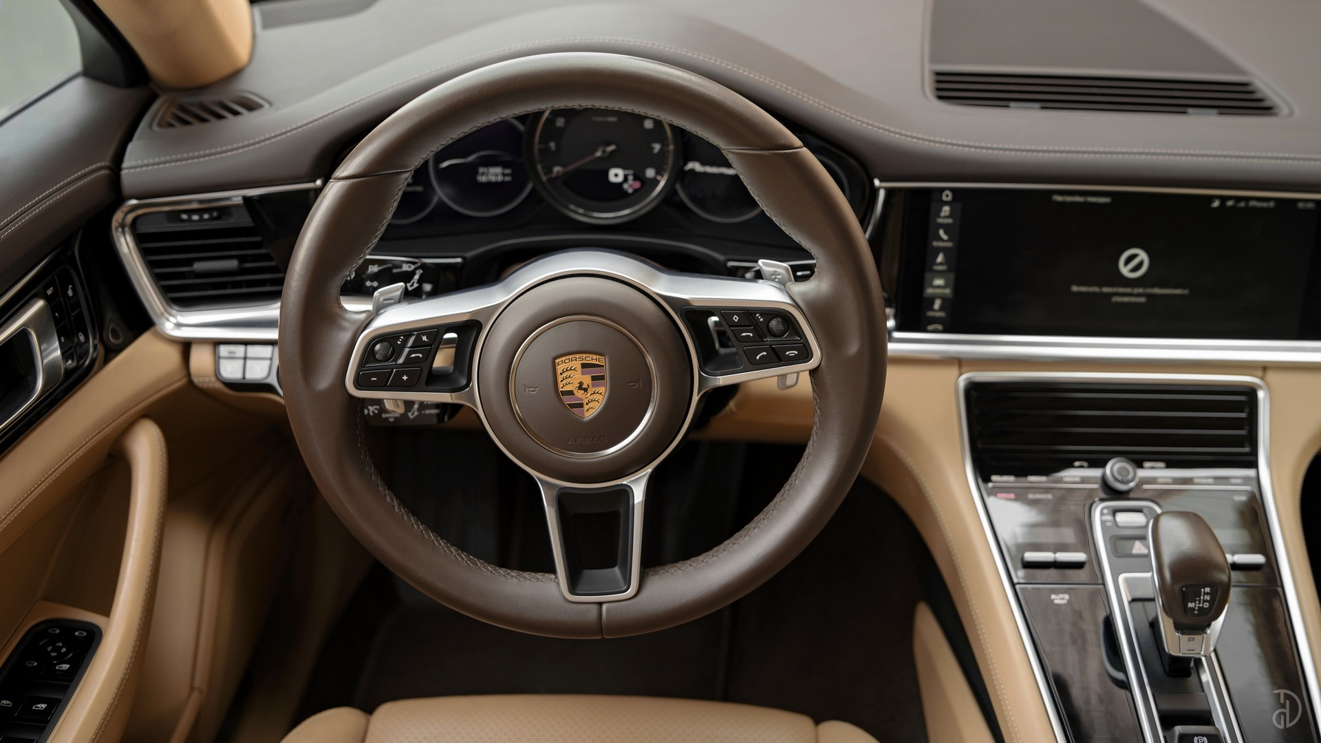 Аренда Porsche Panamera 4S в Москве. Фото 13