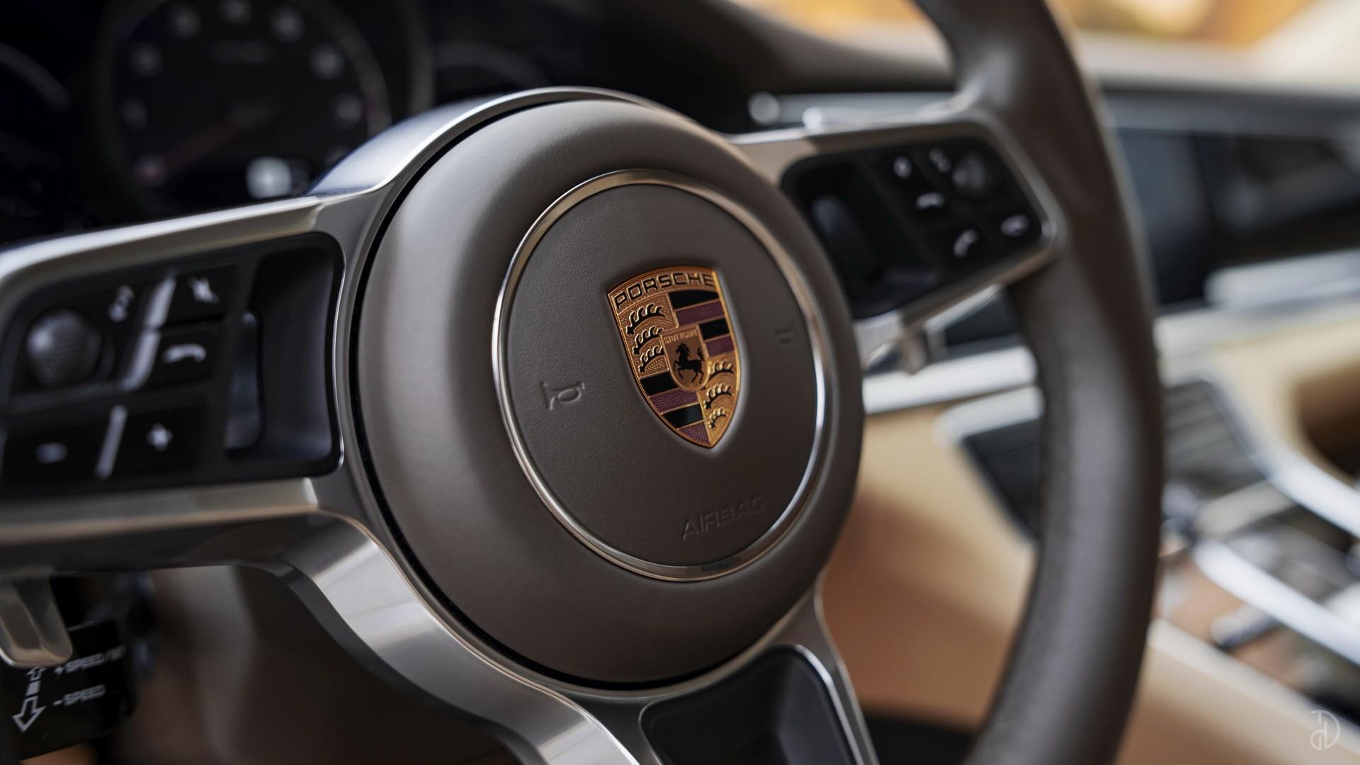 Аренда Porsche Panamera 4S в Москве. Фото 14