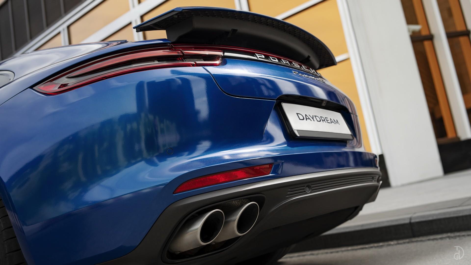 Аренда Porsche Panamera 4S в Москве. Фото 19