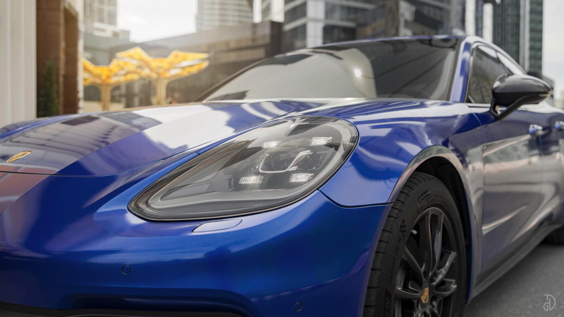 Аренда Porsche Panamera 4S в Москве. Фото 20
