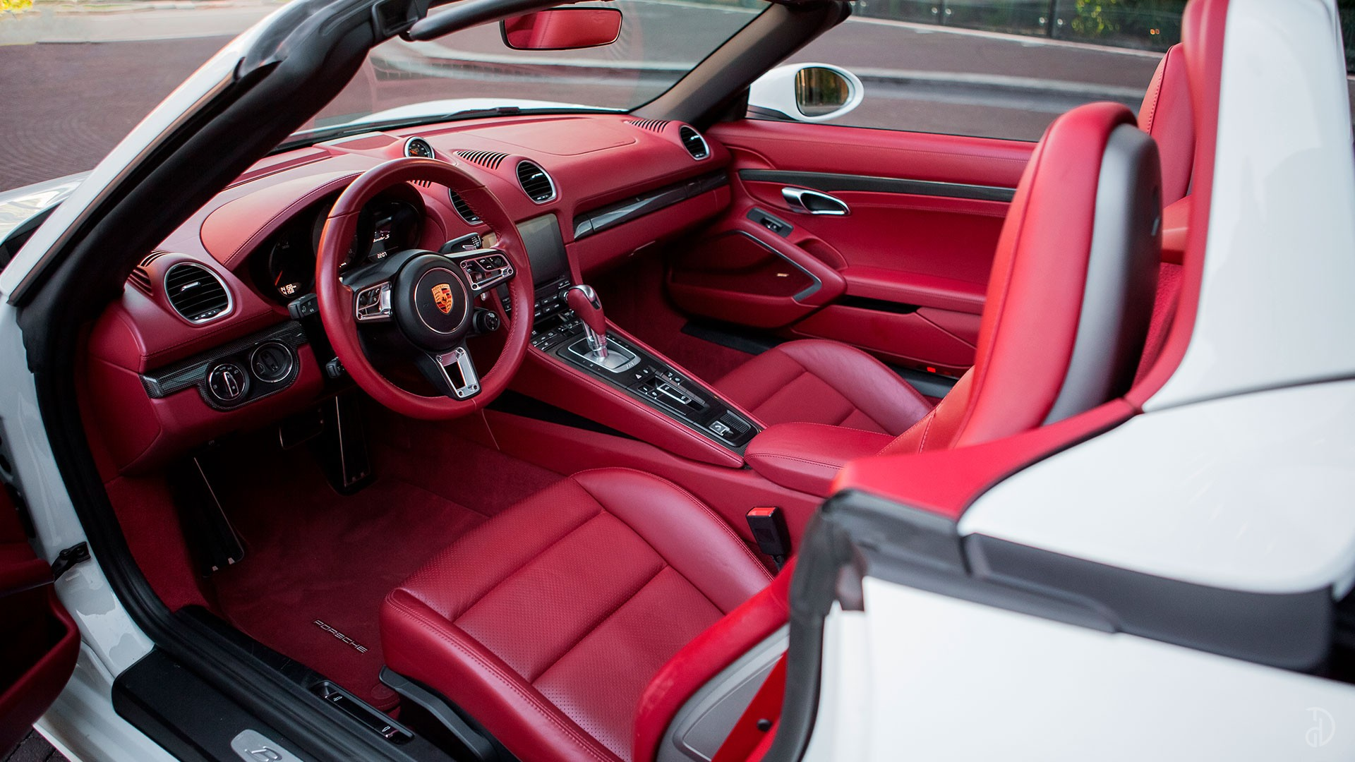 Porsche Boxster S 718. Фото 7