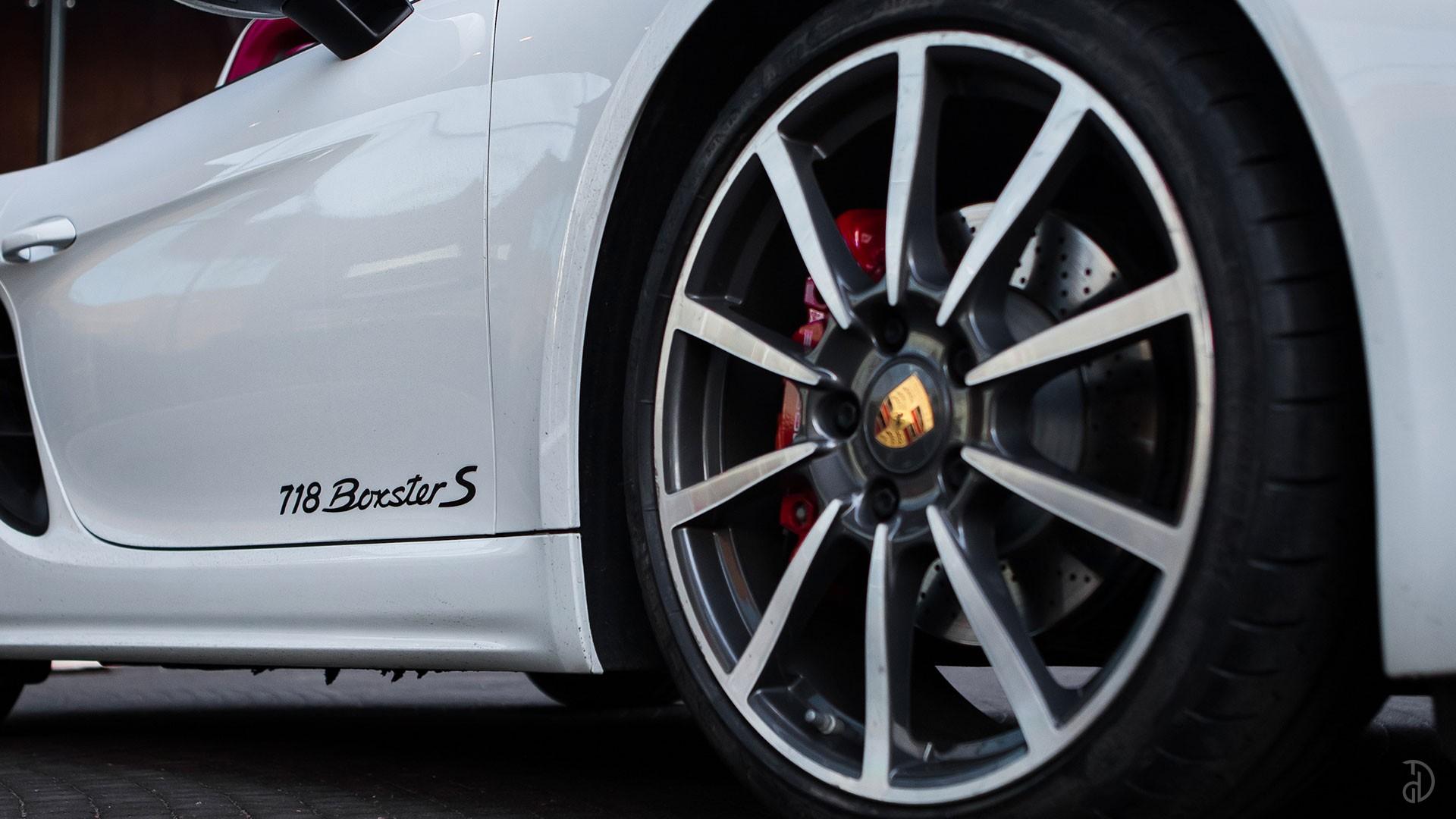Porsche Boxster S 718. Фото 5