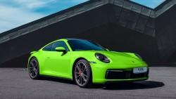 Аренда Porsche 911 Carrera 4S 992 в Москве