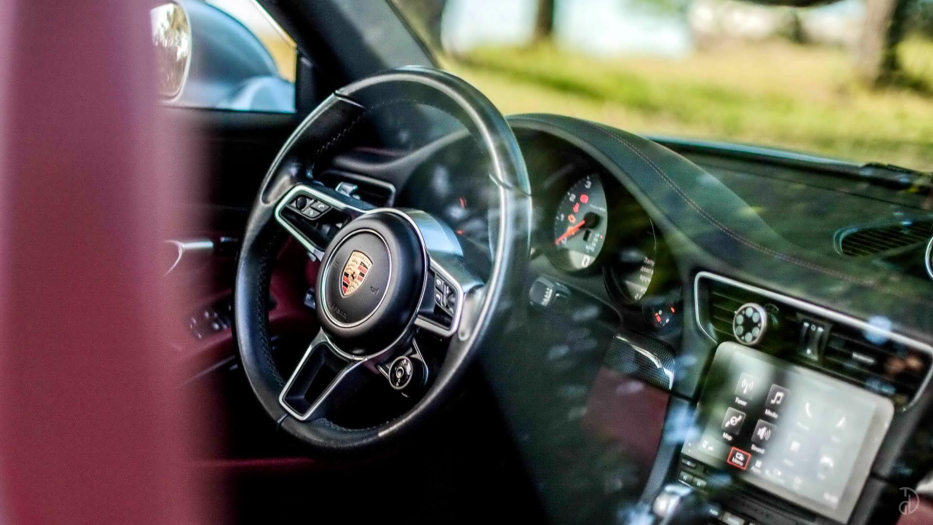 Porsche 911 Carrera 4S Cabriolet. Фото 10