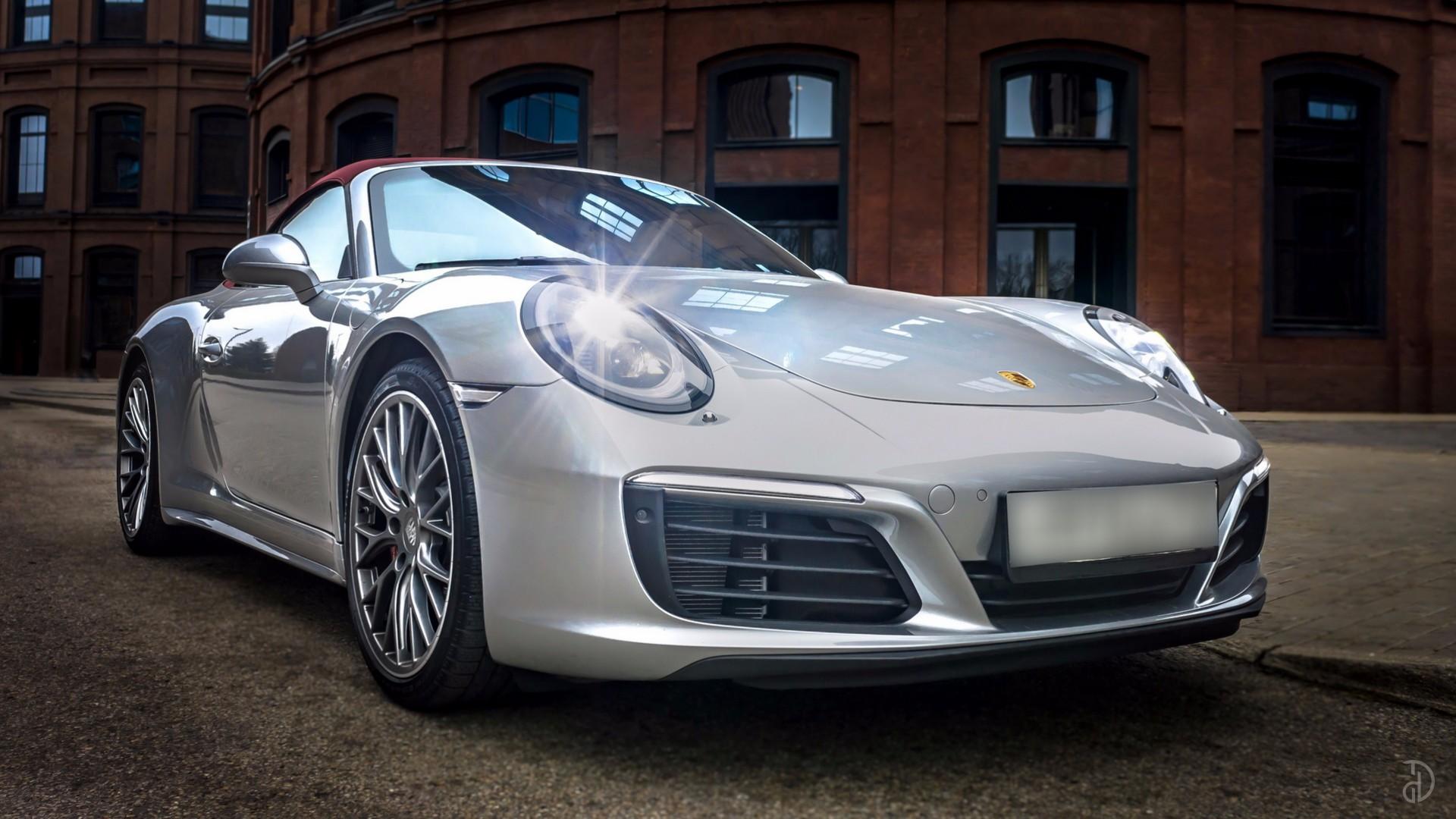 Porsche 911 Carrera 4S Cabriolet. Фото 1
