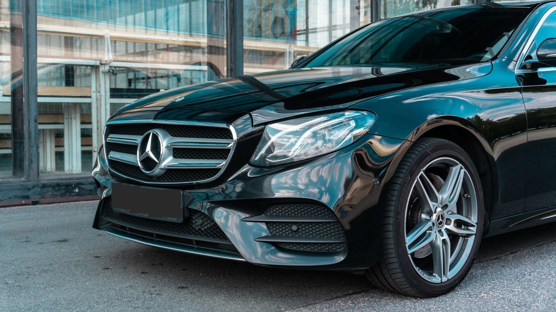 Аренда Mercedes E 200 AMG Style (W213) в Москве. Фото 5