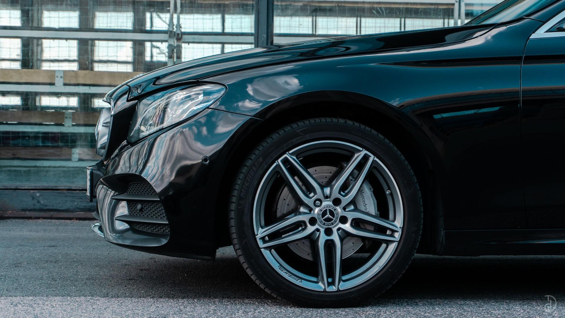 Аренда Mercedes E 200 AMG Style (W213) в Москве. Фото 7