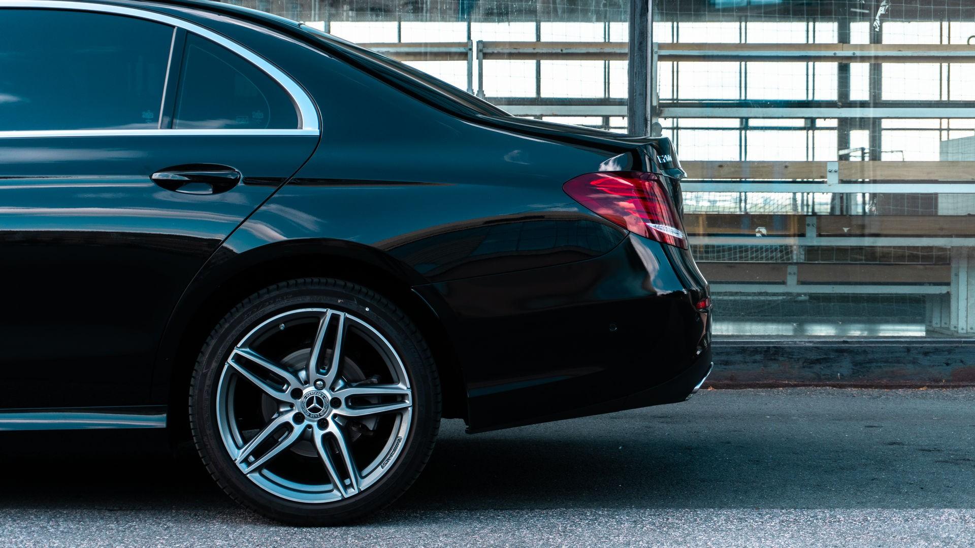 Аренда Mercedes E 200 AMG Style (W213) в Москве. Фото 8