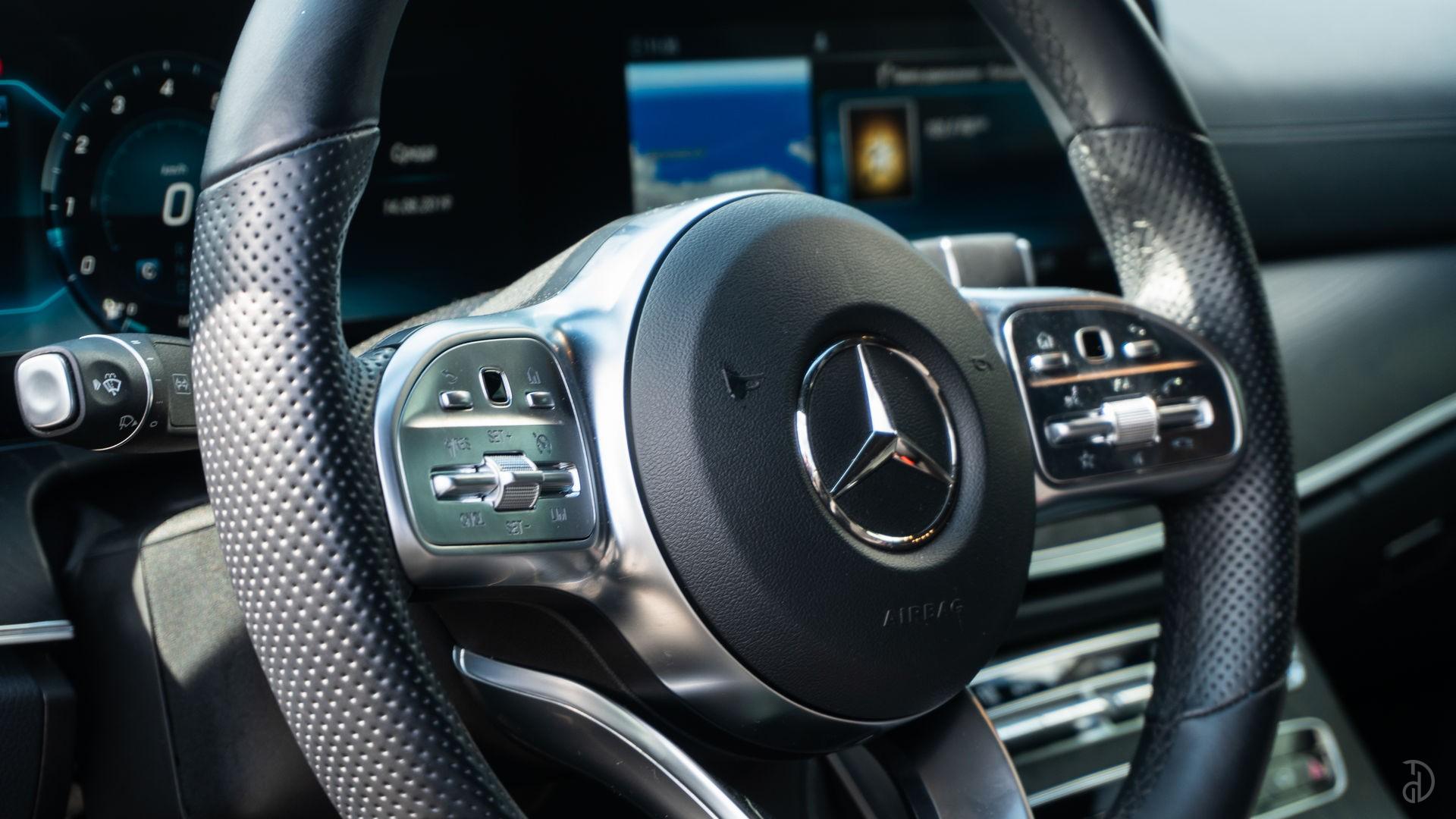 Аренда Mercedes E 200 AMG Style (W213) в Москве. Фото 20