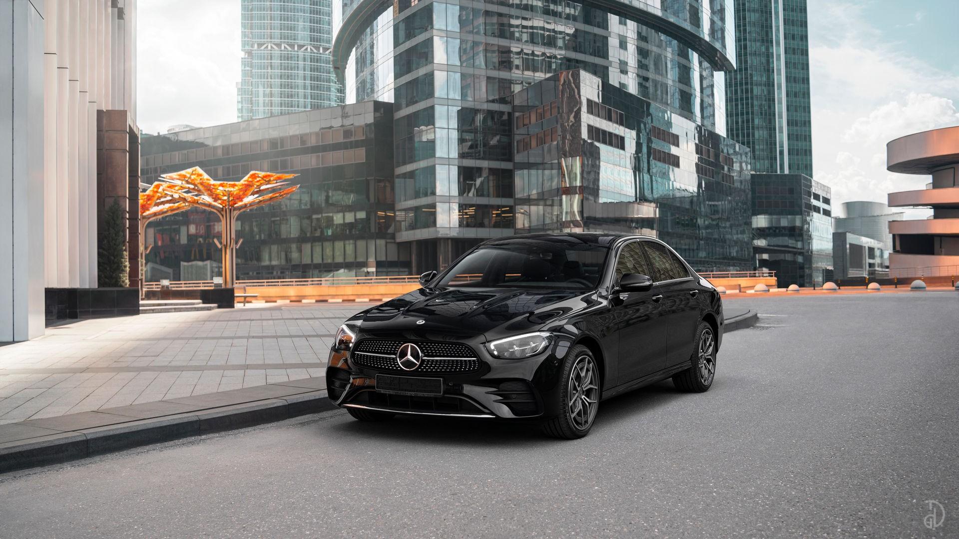 Аренда Mercedes E220d AMG Restyling 2020 в Москве. Фото 1