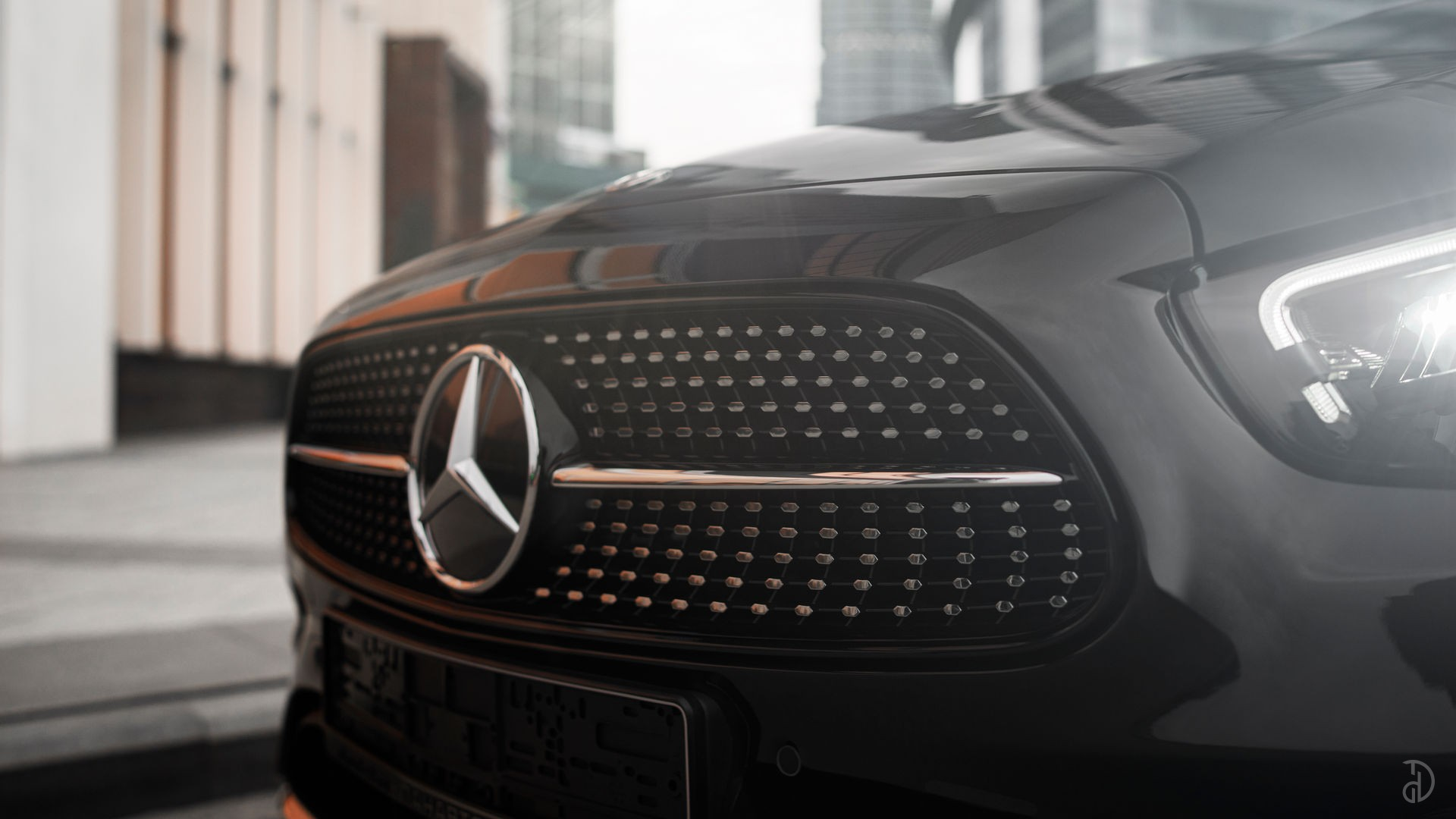 Аренда Mercedes E220d AMG Restyling 2020 в Москве. Фото 7