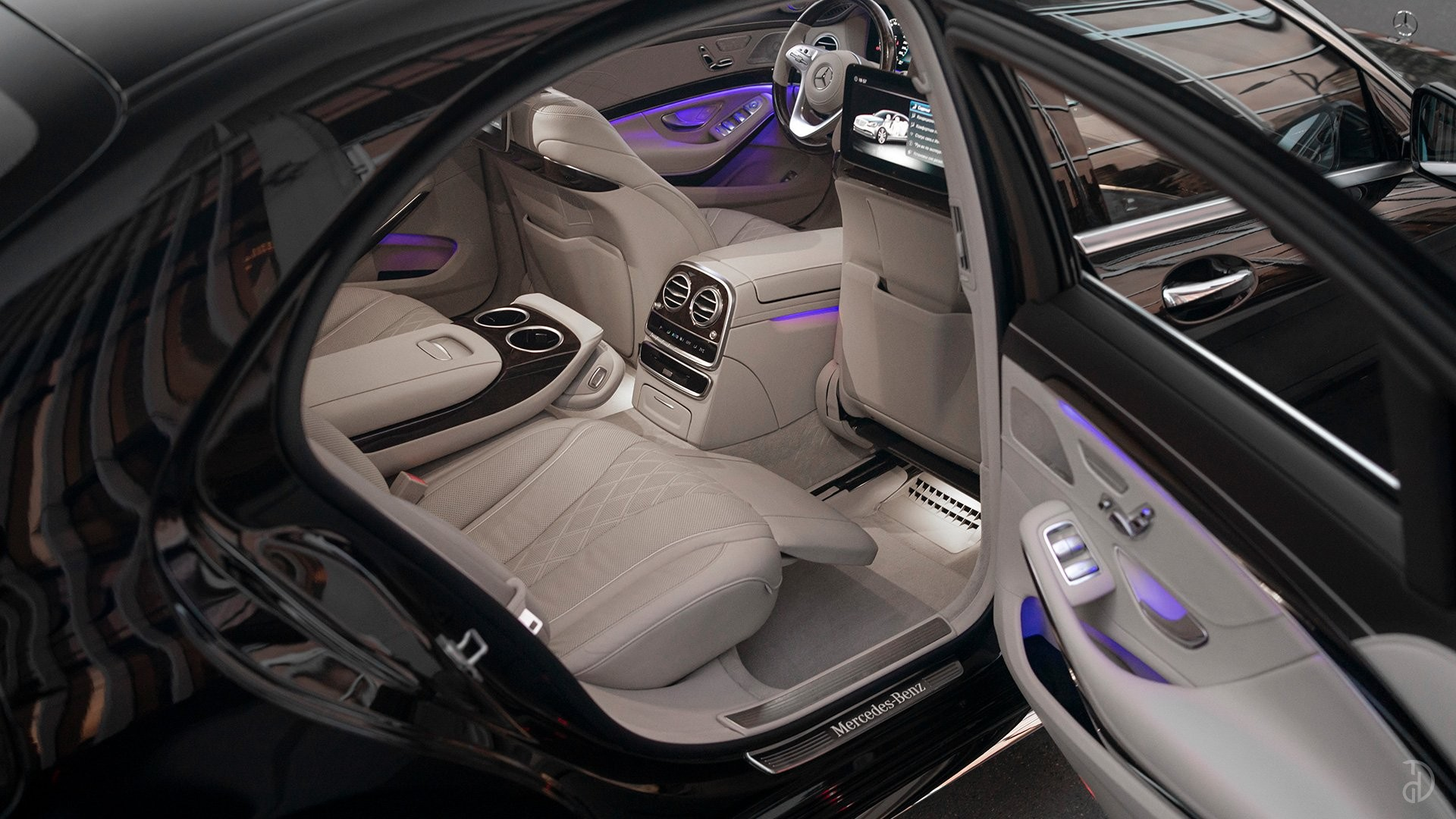 Mercedes S 560 (W222 Restyling). Фото 10