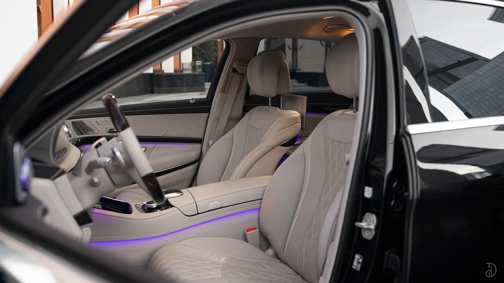 Mercedes S 560 (W222 Restyling). Фото 11