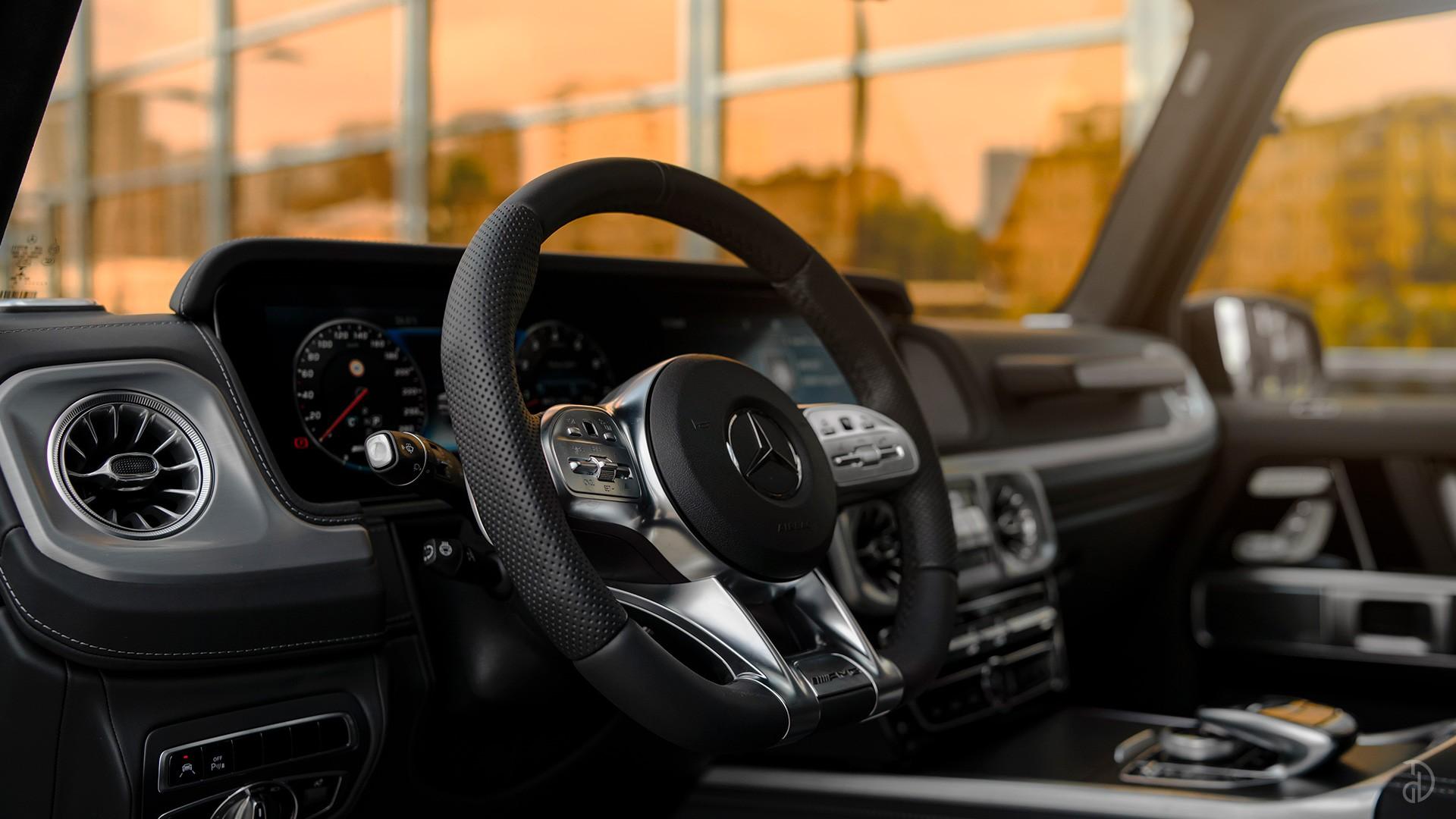 Аренда Гелендвагена Mercedes G 63 AMG 2020 в Москве. Фото 11
