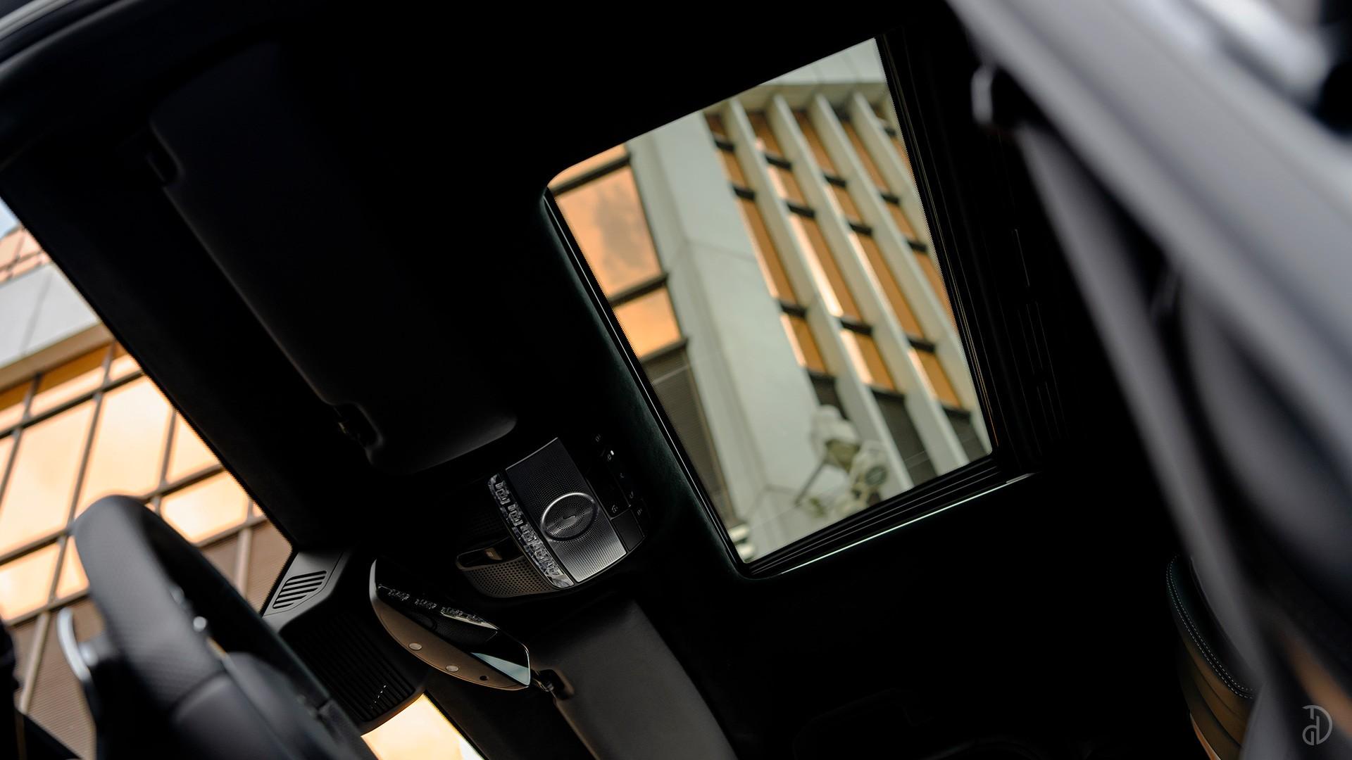 Mercedes G 63 AMG 2020 (Гелендваген). Фото 14