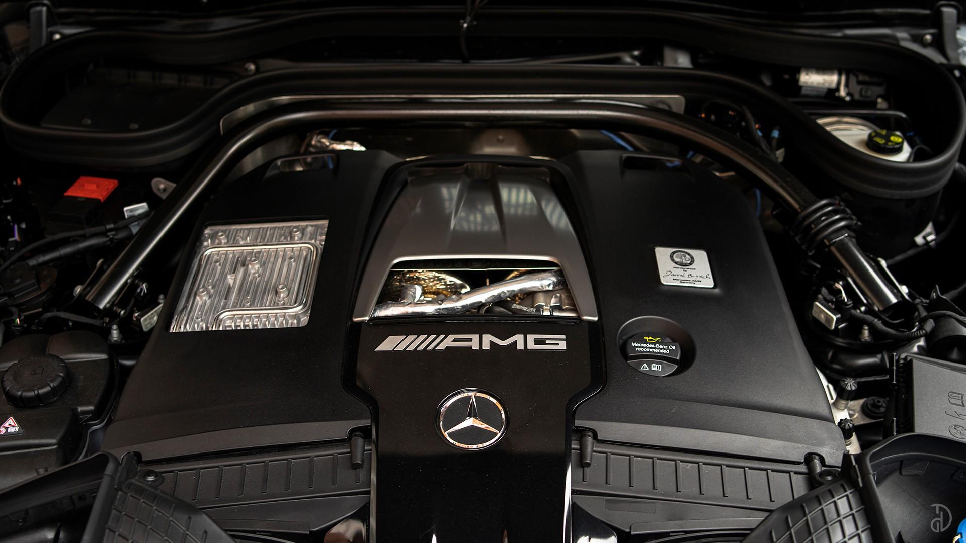 Mercedes G 63 AMG 2020 (Гелендваген). Фото 10