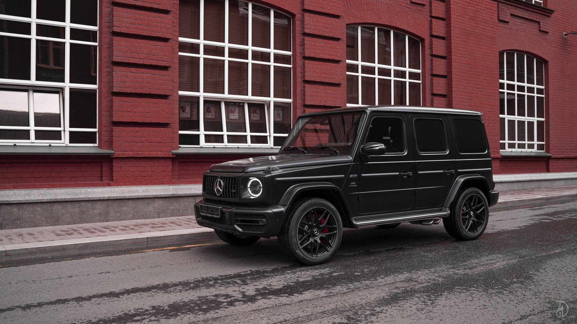 Аренда Гелендвагена Mercedes G 63 AMG 2020 в Москве. Фото 1