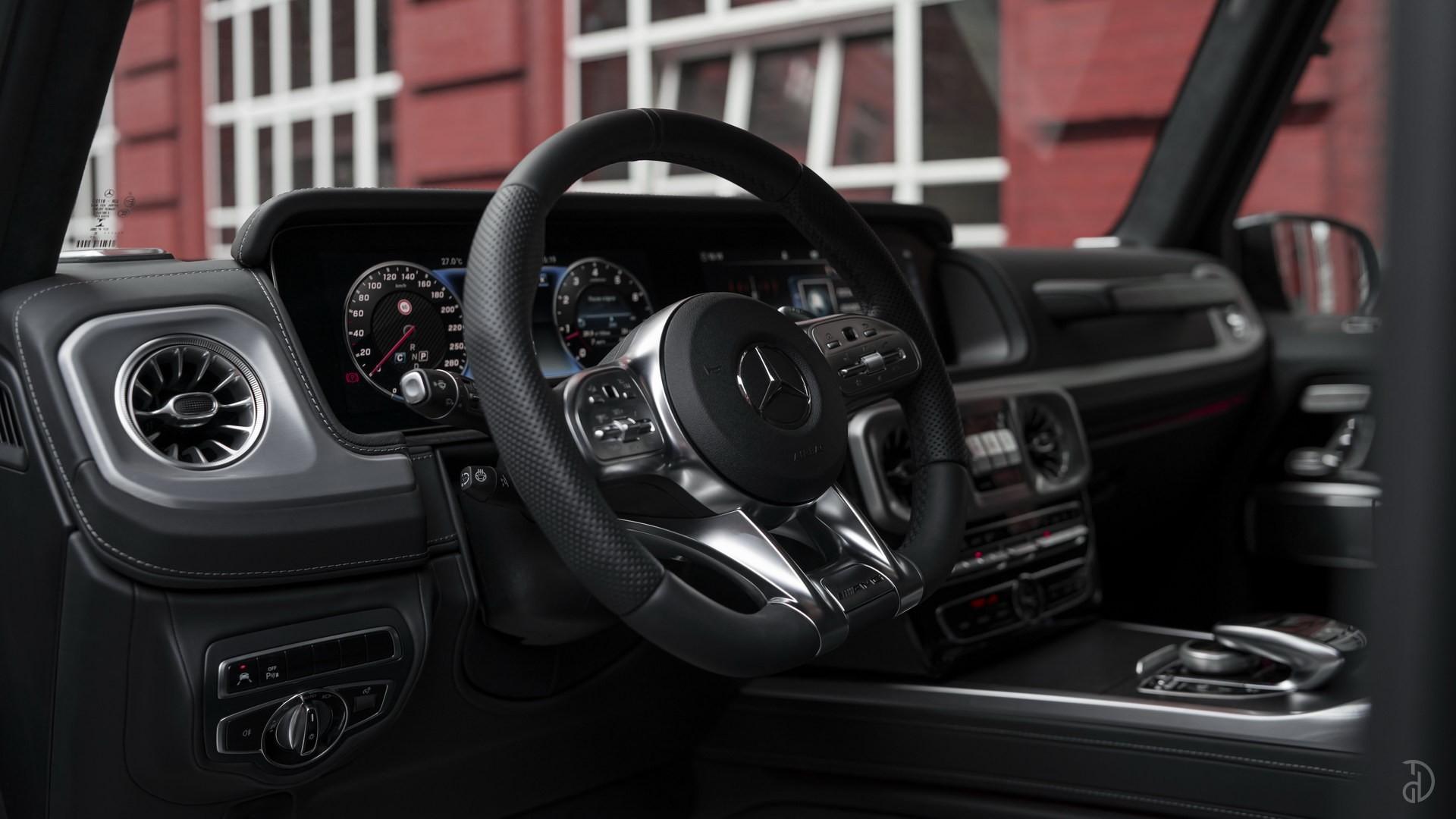 Аренда Гелендвагена Mercedes G 63 AMG 2020 в Москве. Фото 7