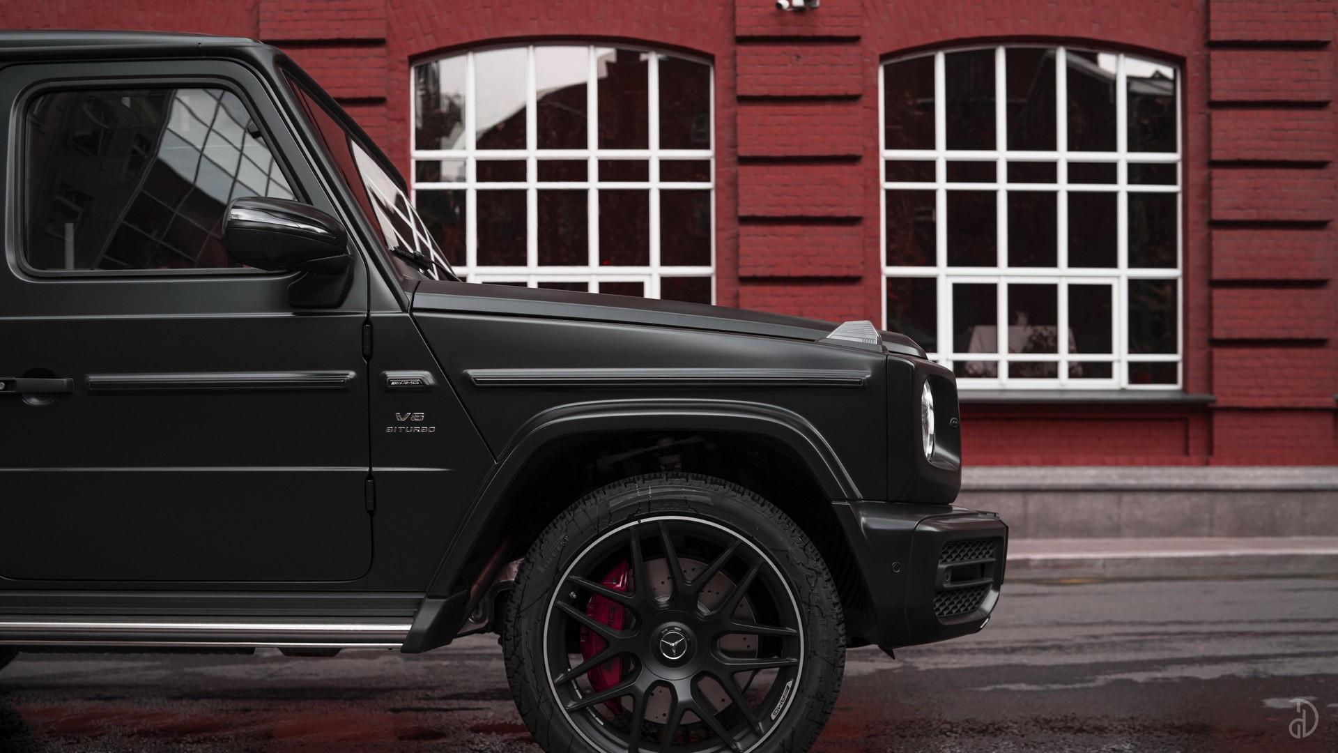 Аренда Гелендвагена Mercedes G 63 AMG 2020 в Москве. Фото 15