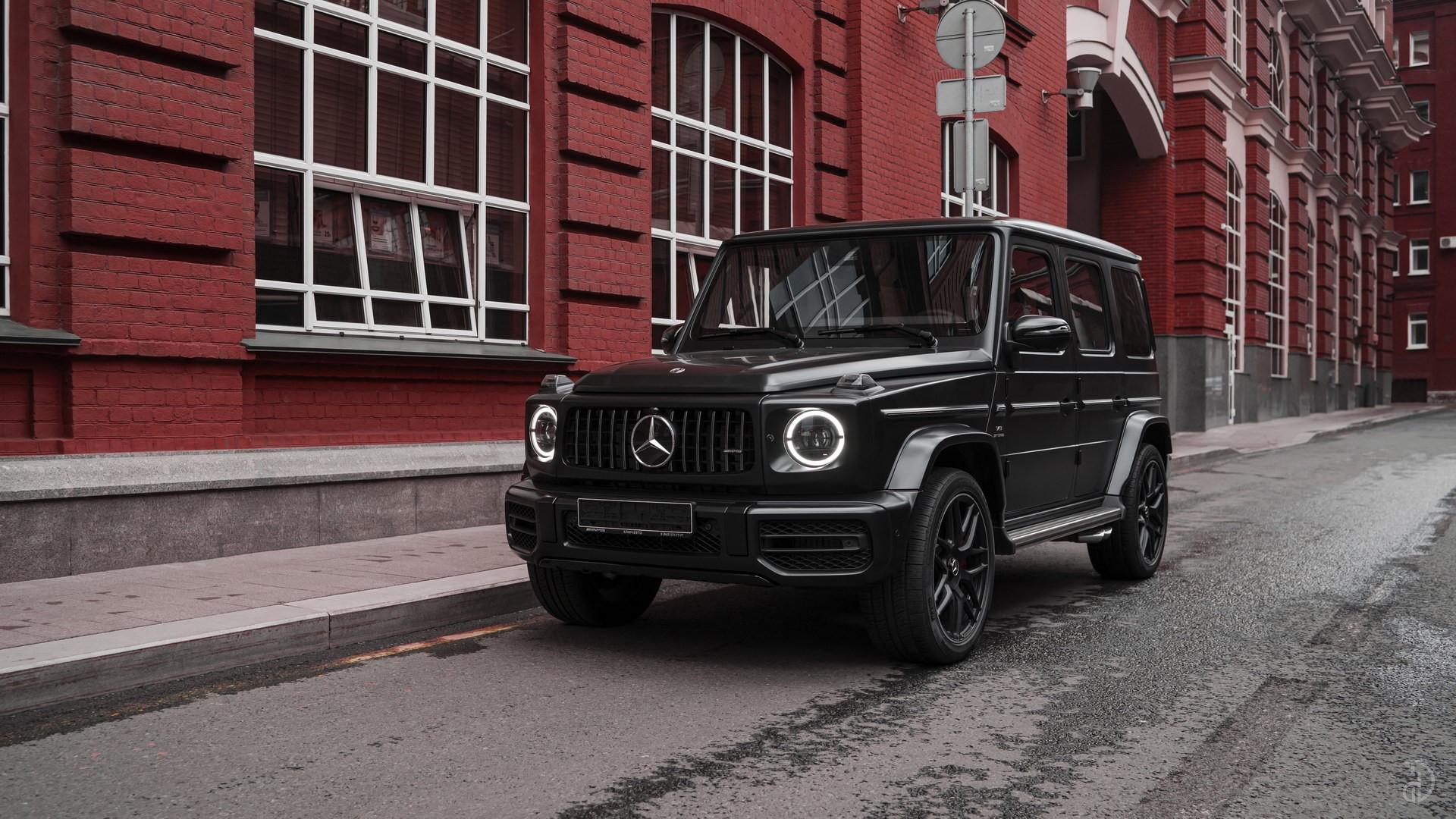 Аренда Гелендвагена Mercedes G 63 AMG 2020 в Москве. Фото 5