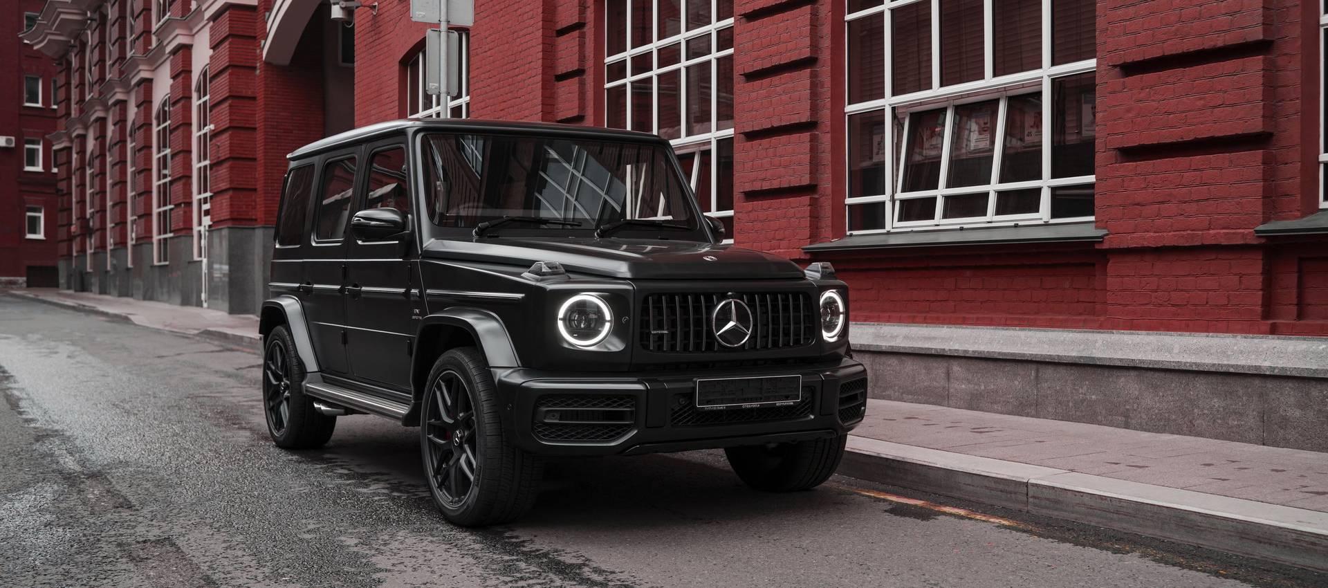 Аренда Mercedes G 63 AMG в Москве