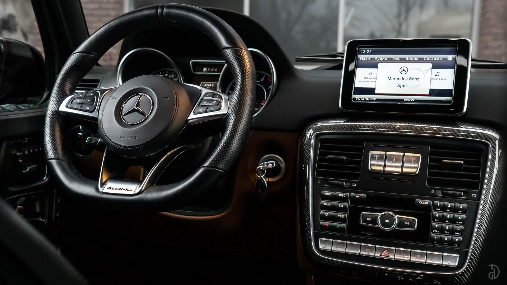 Mercedes G 63 AMG (Гелендваген). Фото 7