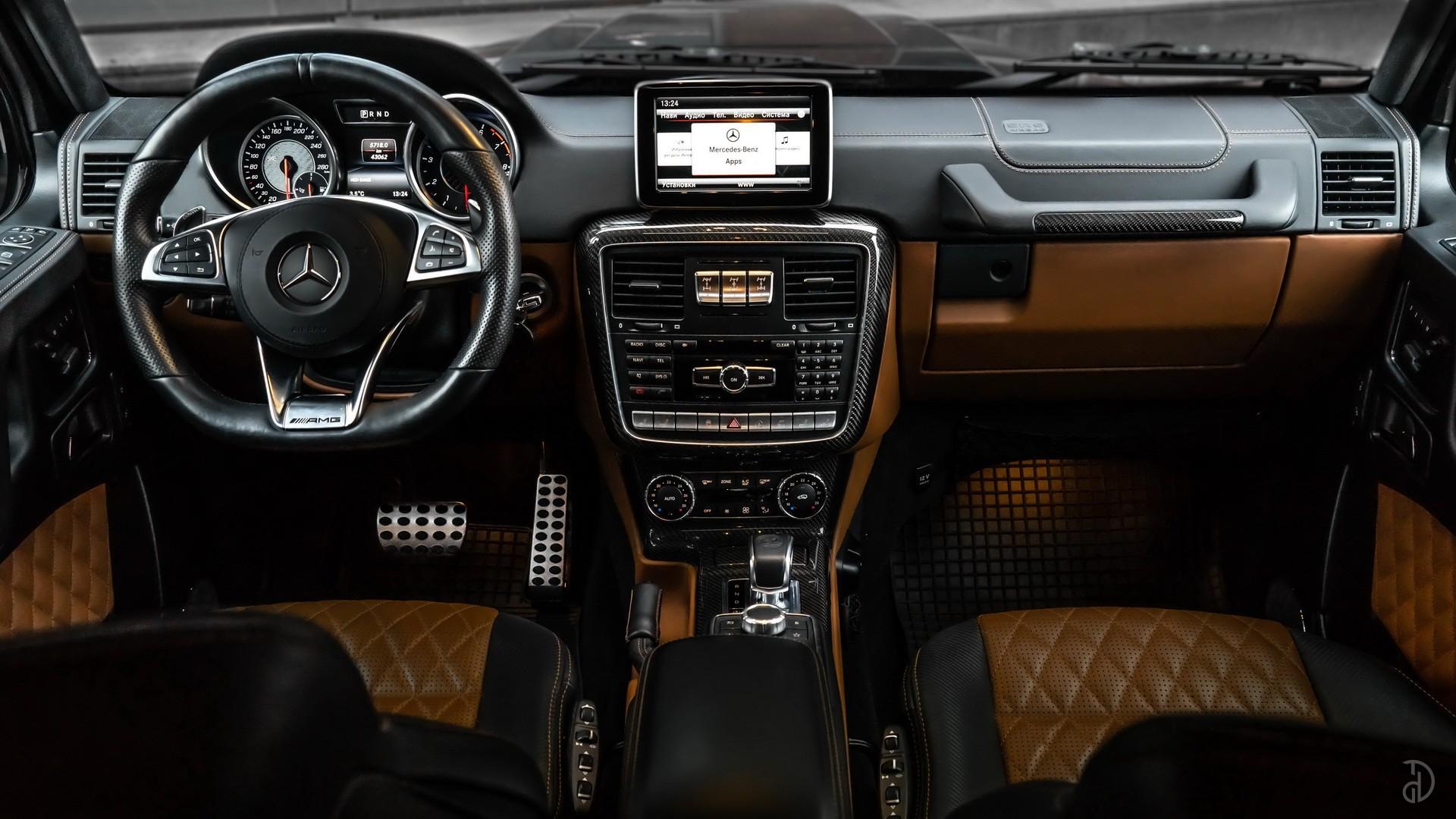 Mercedes G 63 AMG (Гелендваген). Фото 8