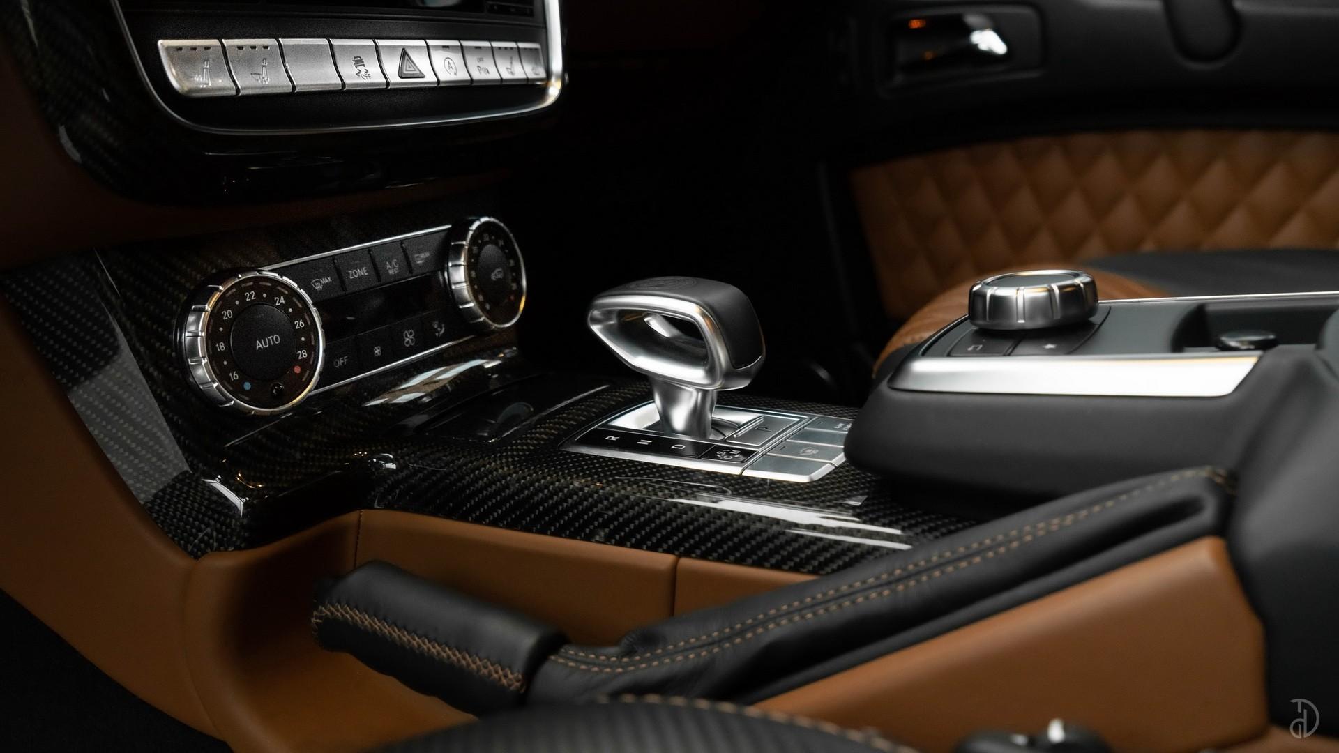 Mercedes G 63 AMG (Гелендваген). Фото 10