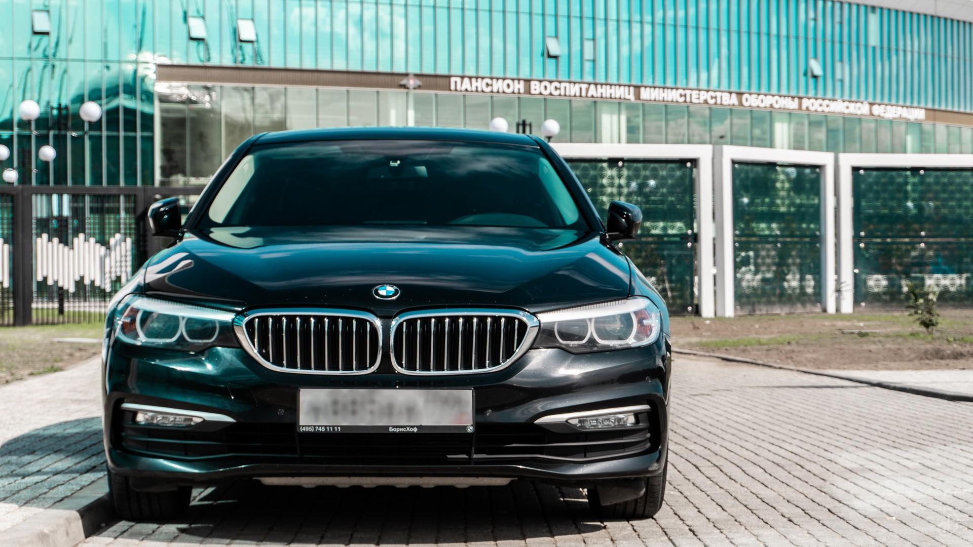 Аренда BMW 520d G30 в Москве. Фото 1