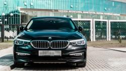 Аренда BMW 520d G30 в Сочи