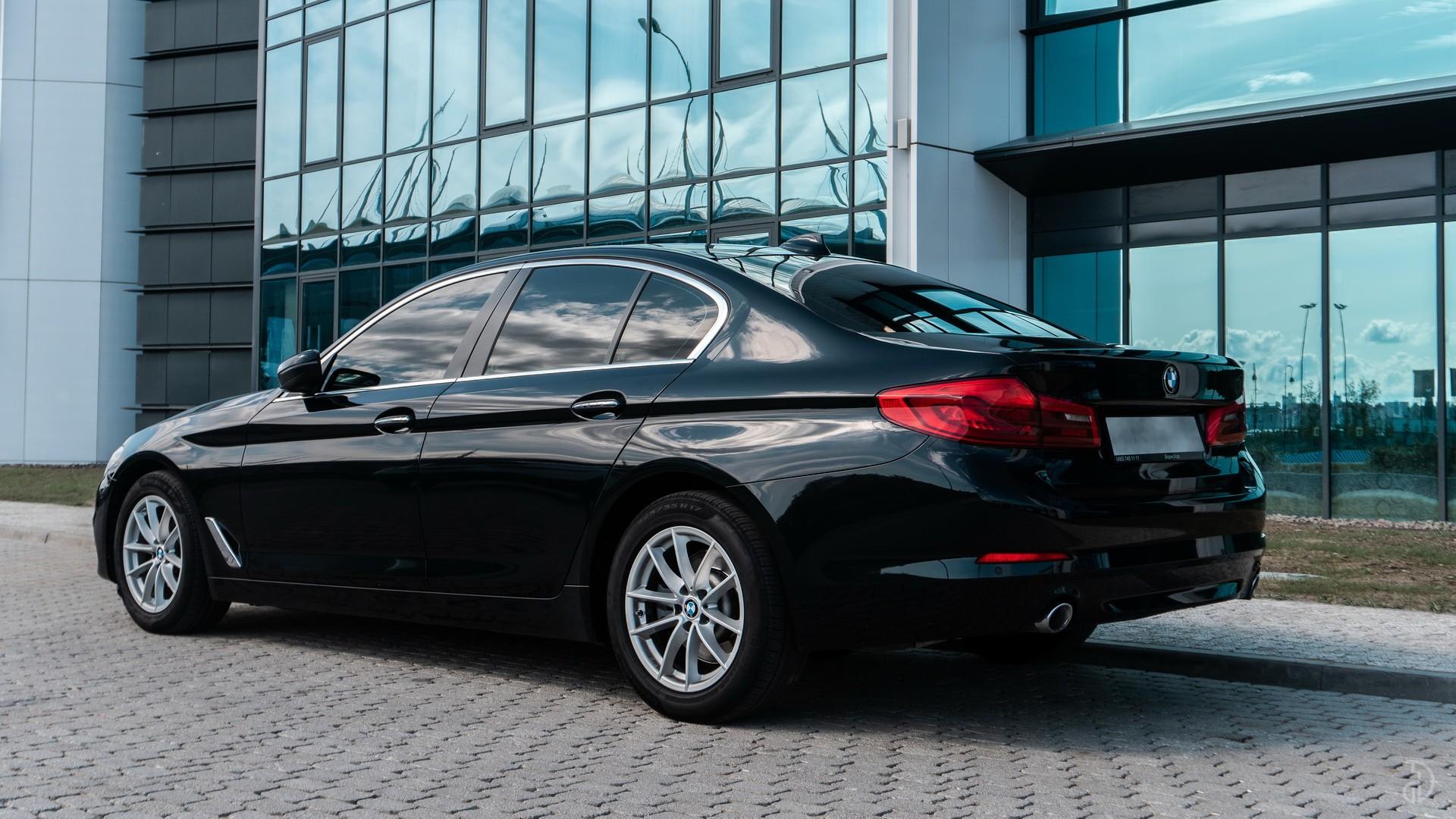 Аренда BMW 520d G30 в Москве. Фото 3