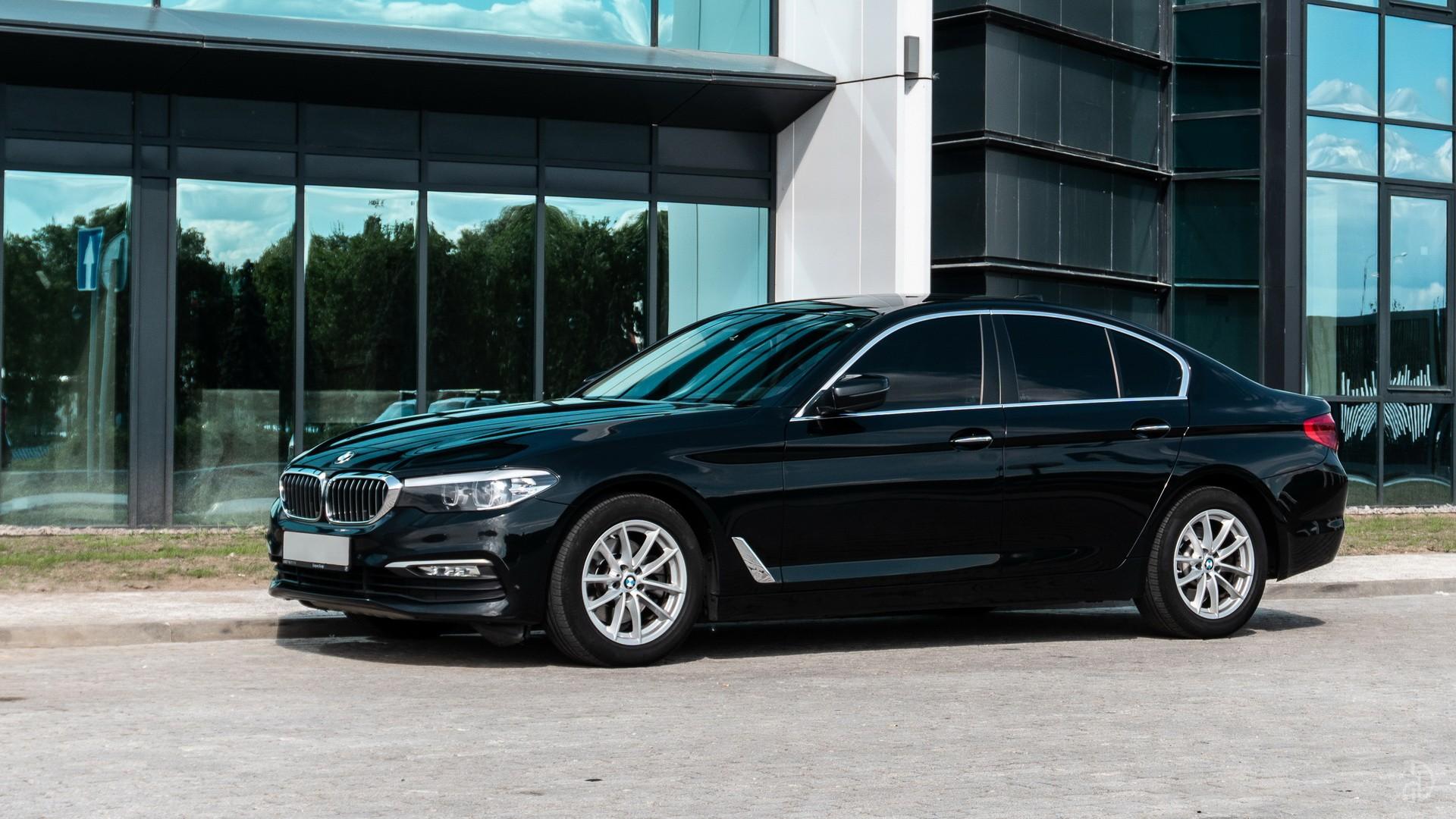 Аренда BMW 520d G30 в Москве. Фото 5
