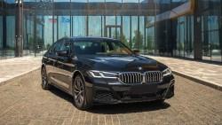 Аренда BMW 520d G30 в Москве