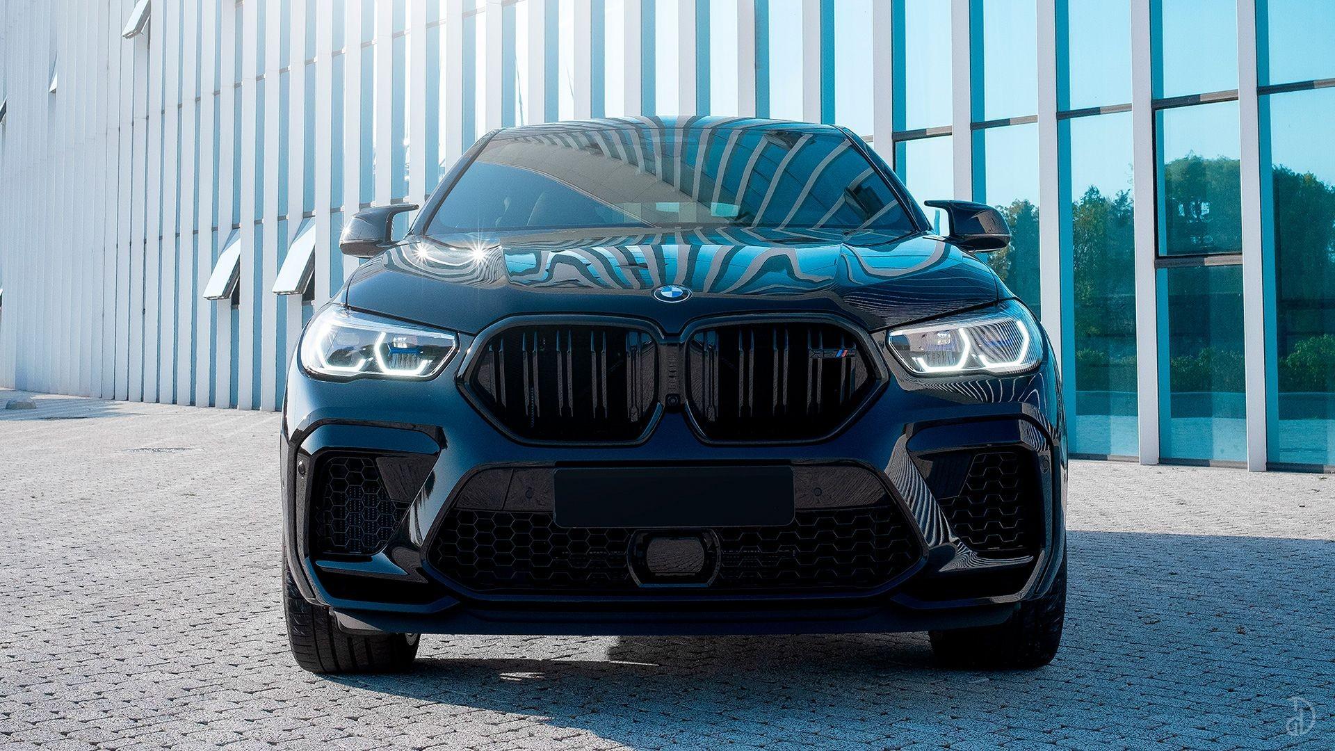 Аренда BMW X6 Competition в Москве. Фото 4