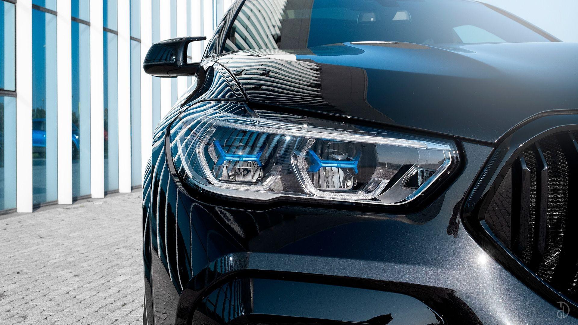 Аренда BMW X6 Competition в Москве. Фото 6