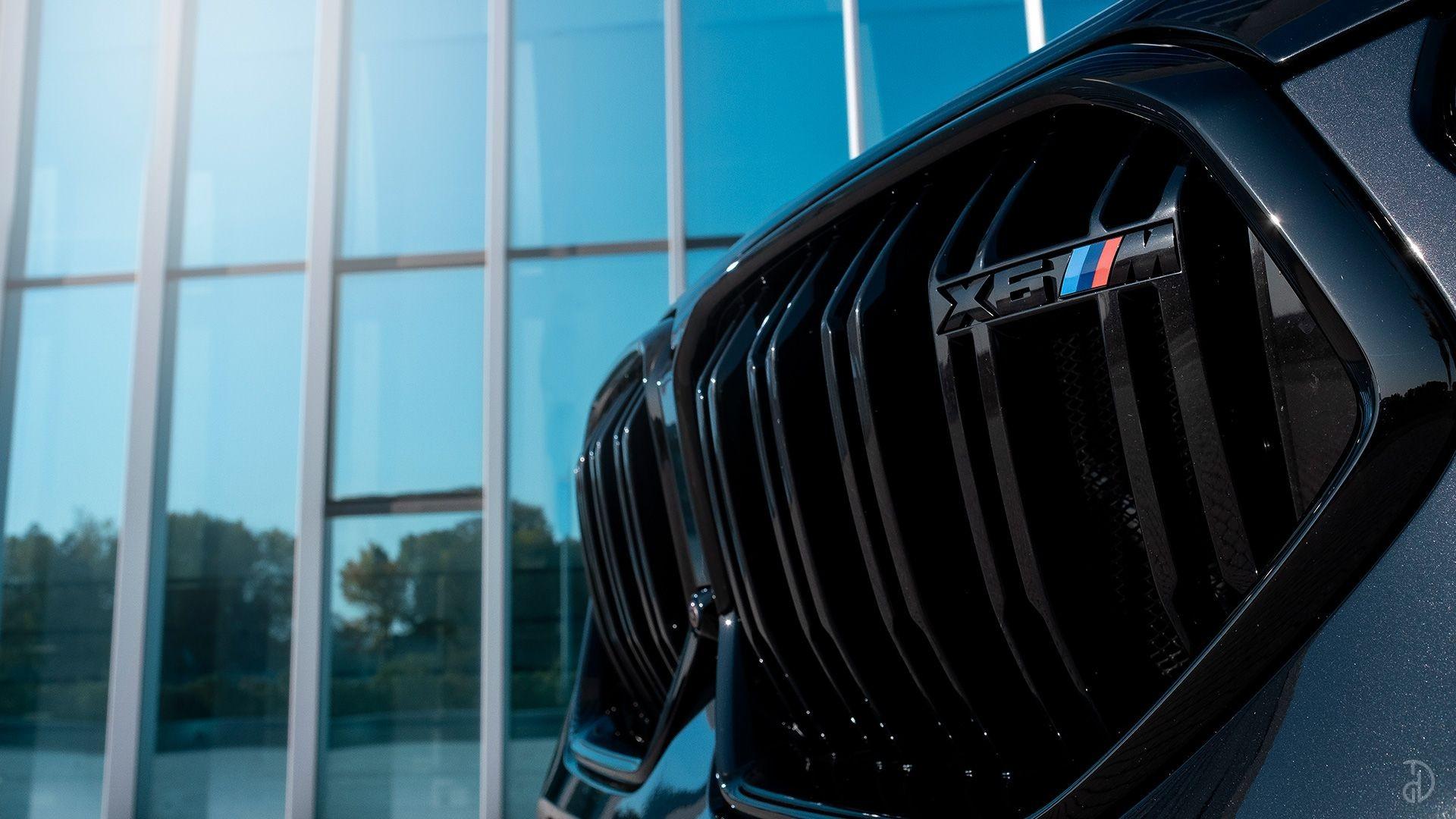 Аренда BMW X6 Competition в Москве. Фото 8