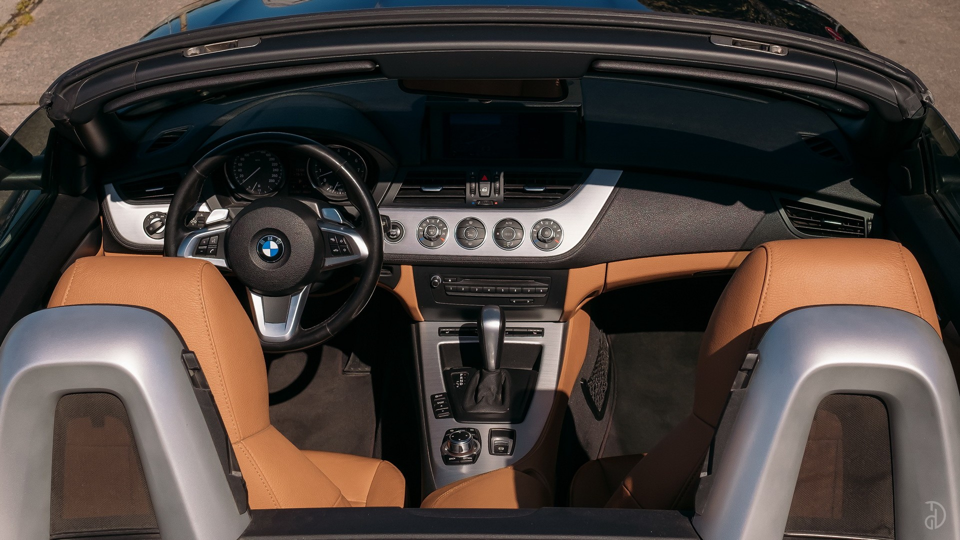 Аренда BMW Z4 Roadster в Москве. Фото 6