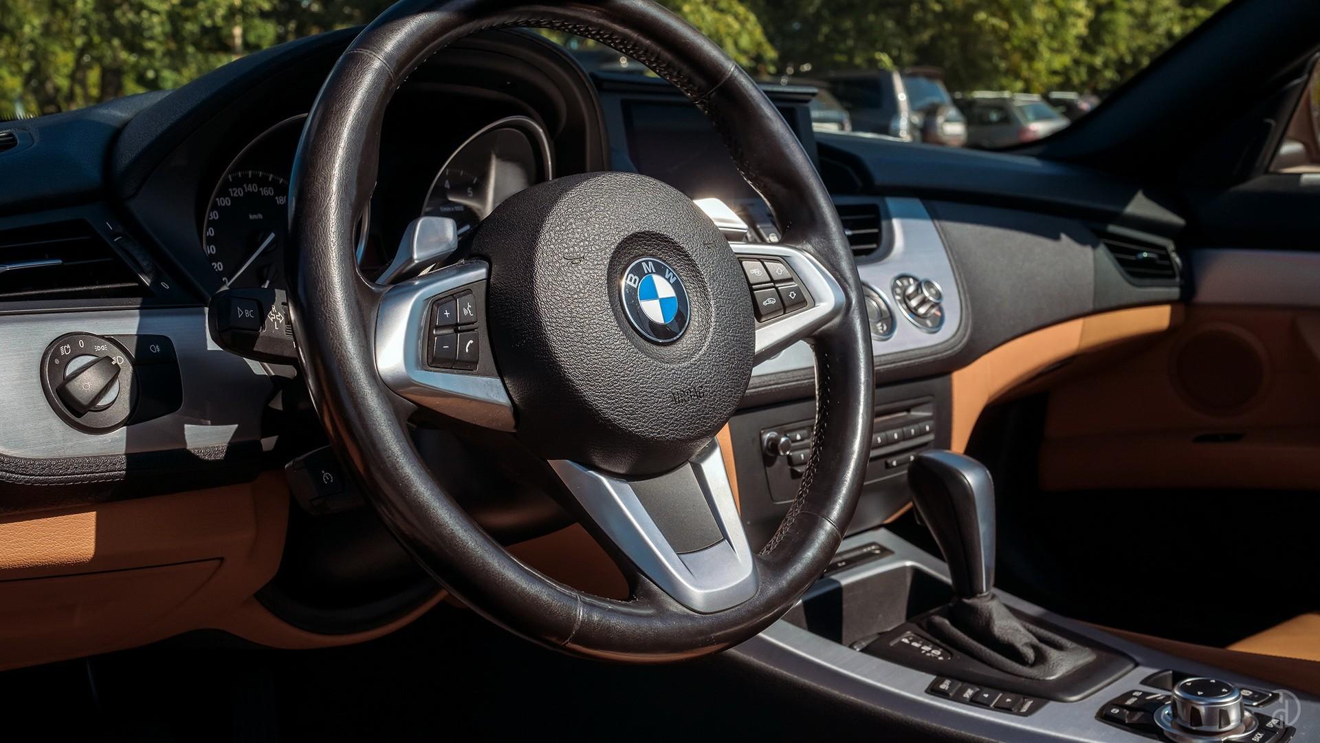 Аренда BMW Z4 Roadster в Москве. Фото 7