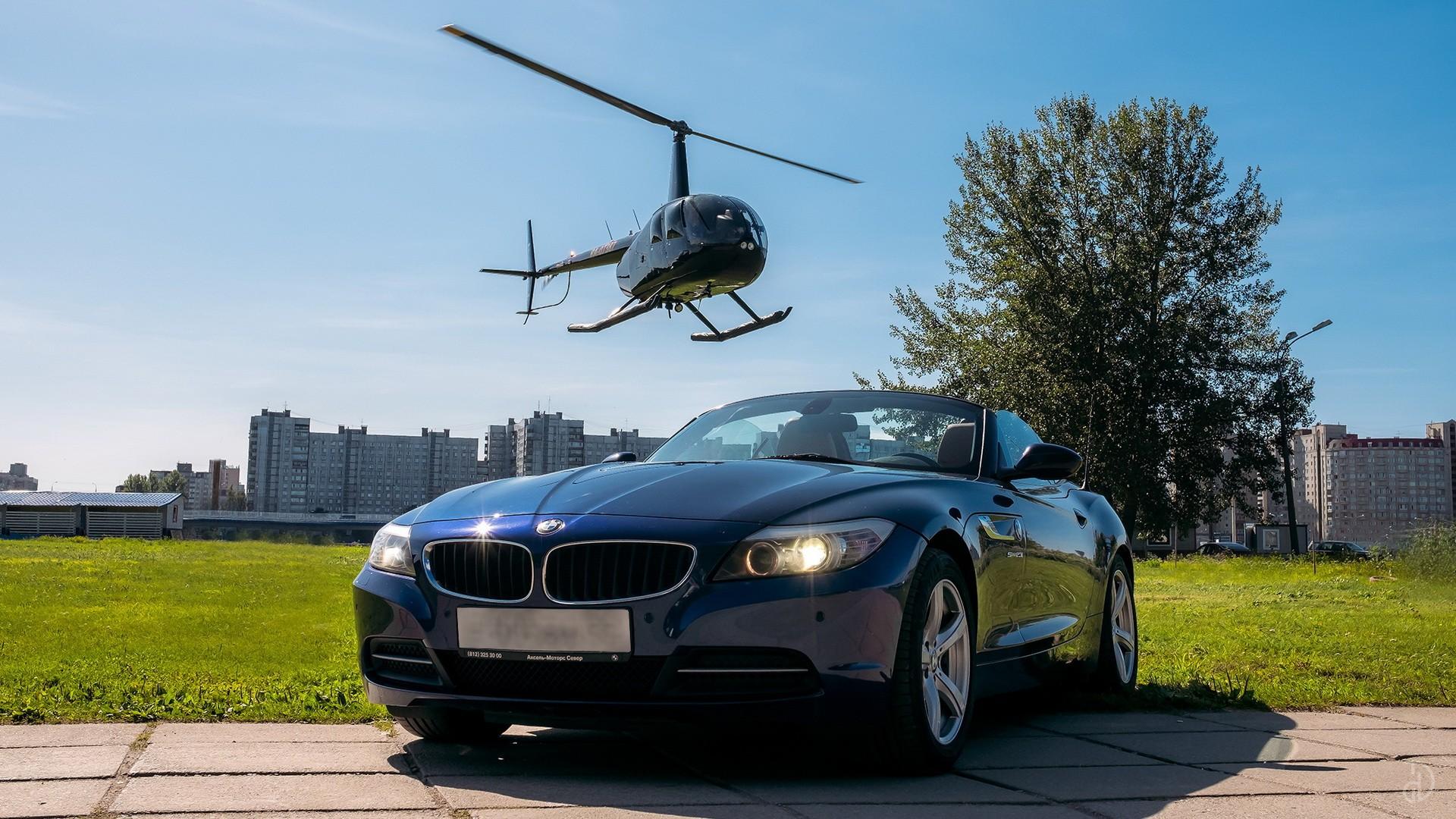 Аренда BMW Z4 Roadster в Москве. Фото 9