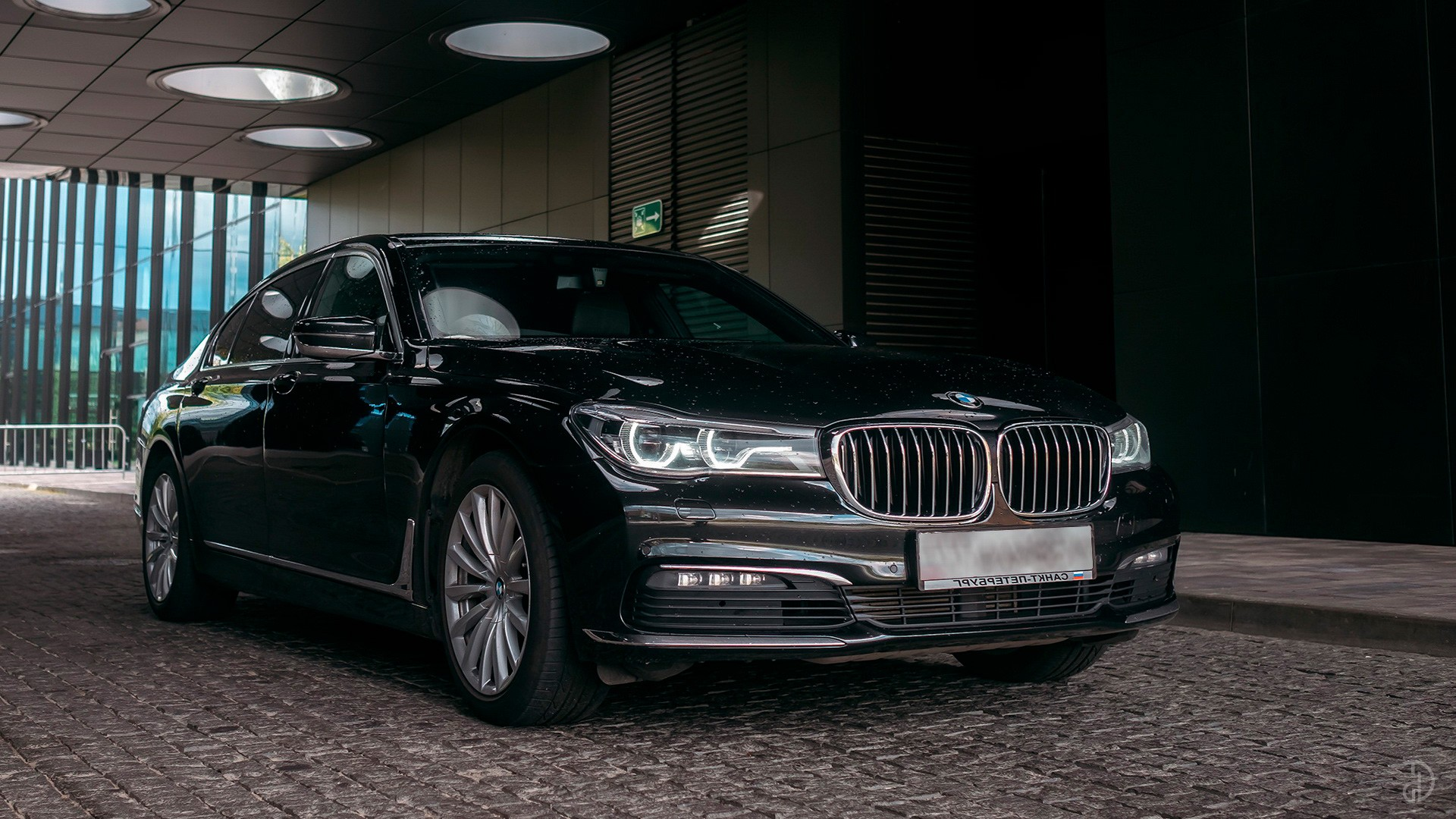 BMW 7 (730 L). Фото 12